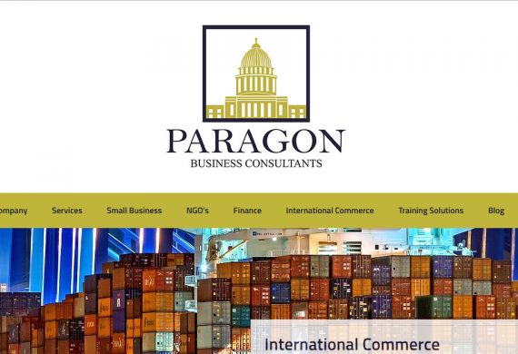 Paragon Business Consultants